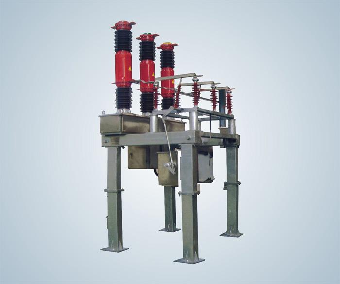 HZCW10-40.5系列 敞开式组合电器